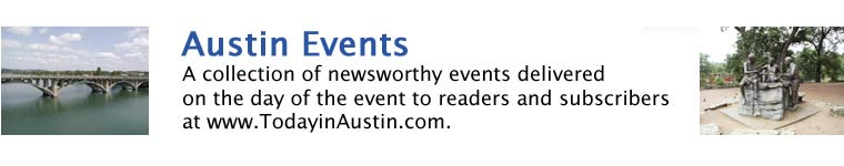 Austin Events Blog