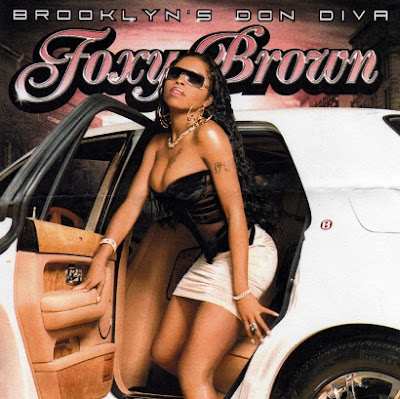 foxycoverfw1 Foxy Brown New Album Cover