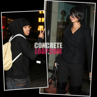 cb3 Chris Brown & Rihanna
