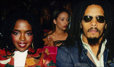 lauryn hills husband - photo #9