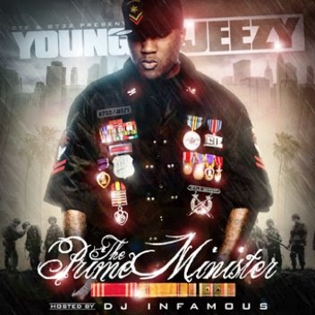 12 Young Jeezy - The Prime Minister (Mixtape)