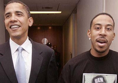 "4 Obama's Campaign Denounces Ludacris', ""Politics As Usual"""