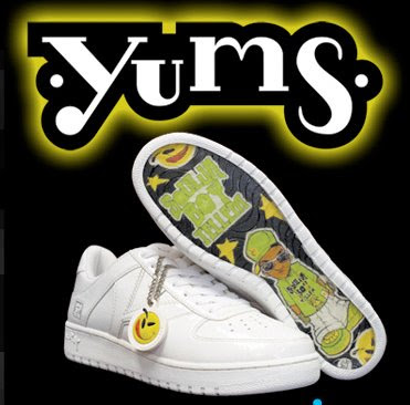 sb2 First look at the Soulja Boy branded Yums! sneaker