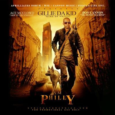 gdk Gillie Da Kid - I Am Philly