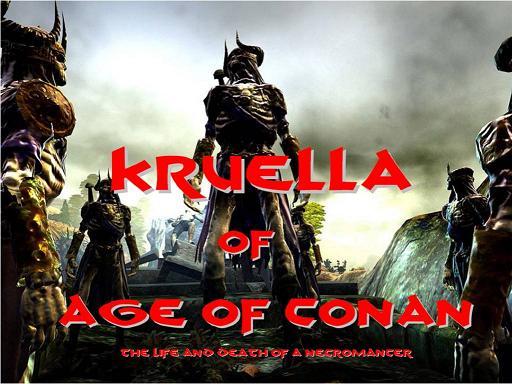 Kruella of Age of Conan