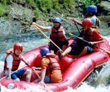 Arung Jeram (Sungai Serayu)
