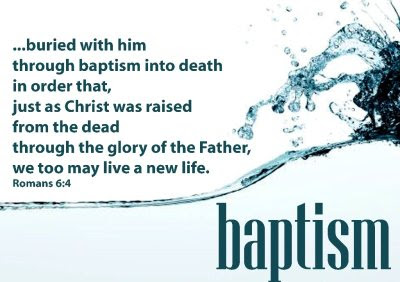 the meaning and significance of baptism essay A brief history of christian baptism: from john the baptist to john smyth written by robert jones few christians would argue the importance of baptism.