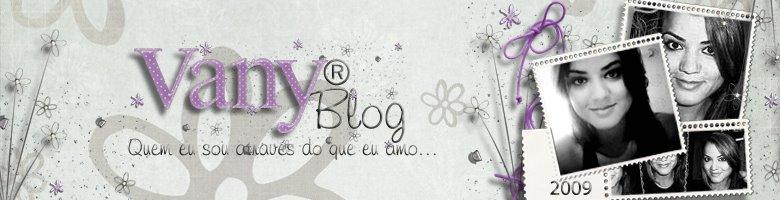 Vany's Blog®