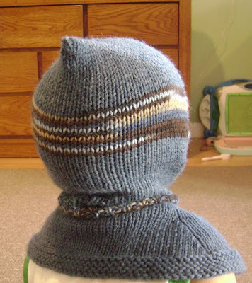Crocheting for Homeless Shelters and Hospitals -- Marian's