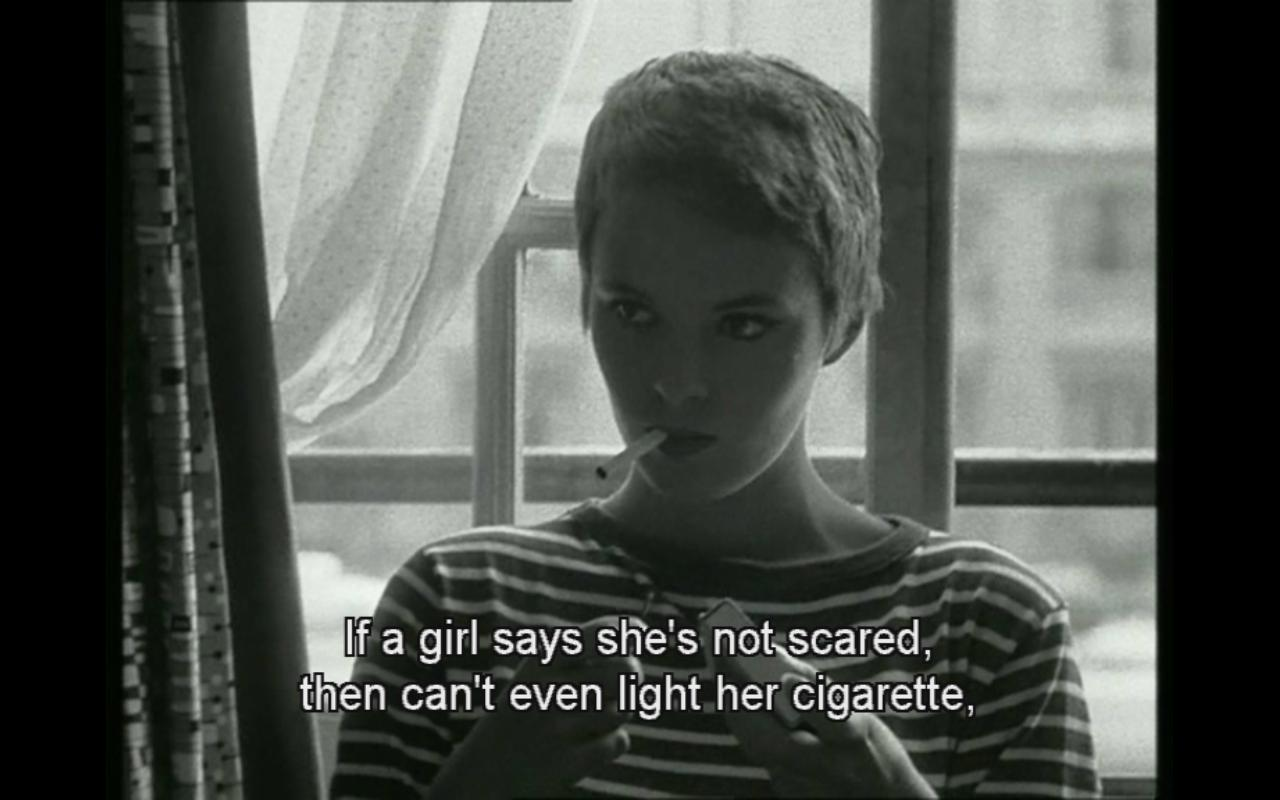 breathless godard Breathless quotes from brainyquote, an extensive collection of quotations by famous authors, celebrities, and newsmakers  she was in jean-luc godard's 'breathless.