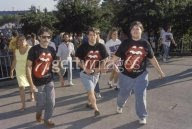 ROLLING STONES TOUR 1989 SHIRT