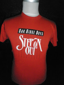 VTG OAK RIDGE BOYS BAND SHIR