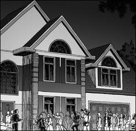 La maison des Miller