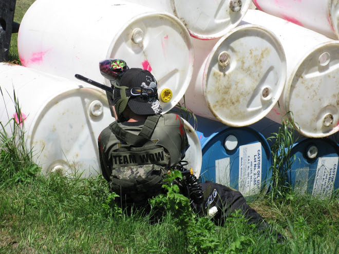 Bone Yard Paintball Picture