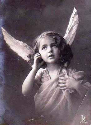 Vintage Angel Art