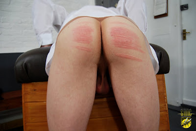 sting in the tail spank