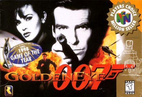 Cine N64-goldeneye007