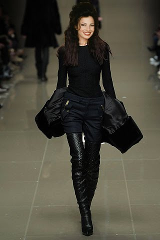 Should Be On The Nanny Burberry Prorsum Fall 2010