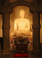 Buddha atr in Korea