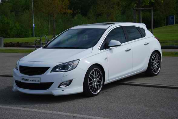 The Modern of Steinmetz 2010 Opel Astra Specification