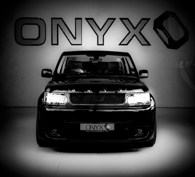 2010 New ONYX Concept Range Rover Sport Specification