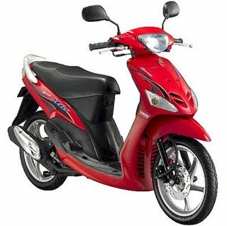 motor info water cooled yamaha mio new 125 scooter. Black Bedroom Furniture Sets. Home Design Ideas