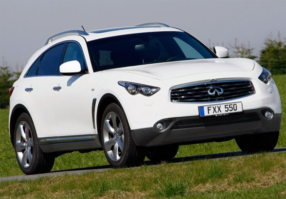 The Model of 2010 Infiniti FX30d S Specification