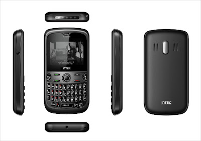 INTEX  Dual SIM, QWERTY Phone IN 2020