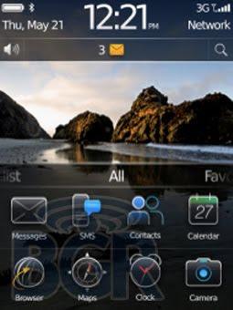 BlackBerry OS 6.0