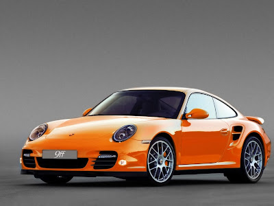 New Modification 2010 9ff Porsche DR640 Specification