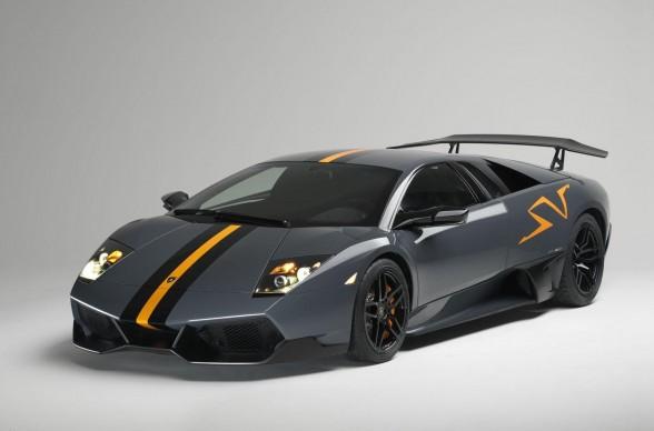 2010 Lamborghini Murcielago LP