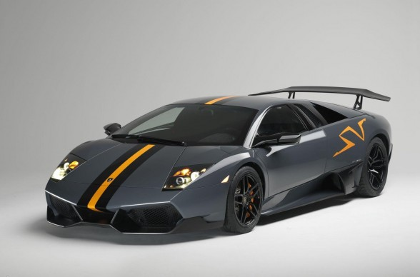The Latest 2010 Lamborghini Murcielago LP 670-4 SuperVeloce China
