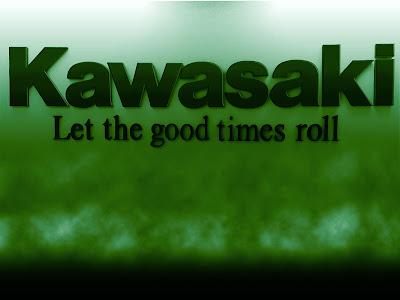 ninja kawasaki logo
