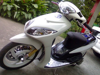 Yamaha Mio Modif