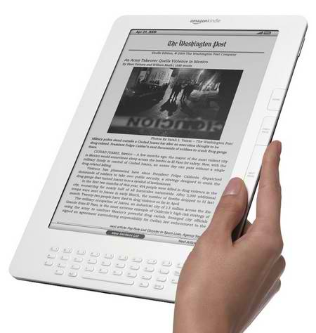 Kindle Wireless Reading Device Specification