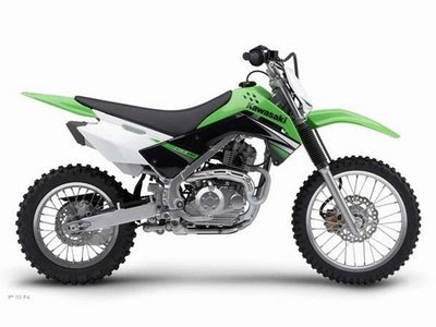 Kawasaki KLX 150 Wallpaper