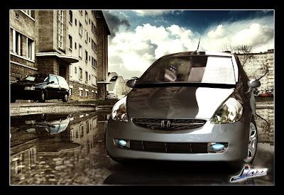 totally 2009 Honda Fit