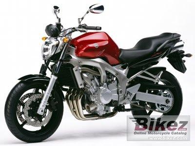 Yamaha FZ6 new specification