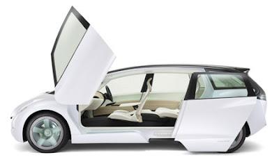 NEW Honda Skydeck MPV