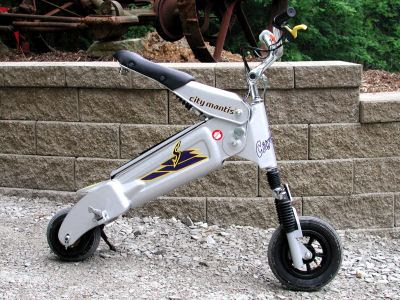 Scooter Electric Modified