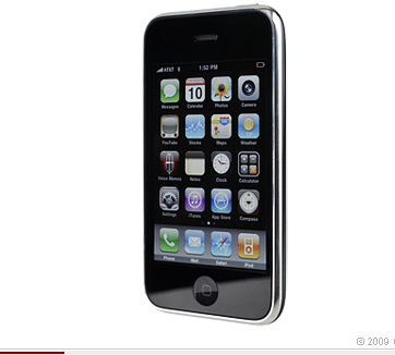 spec Apple iPhone 3GS