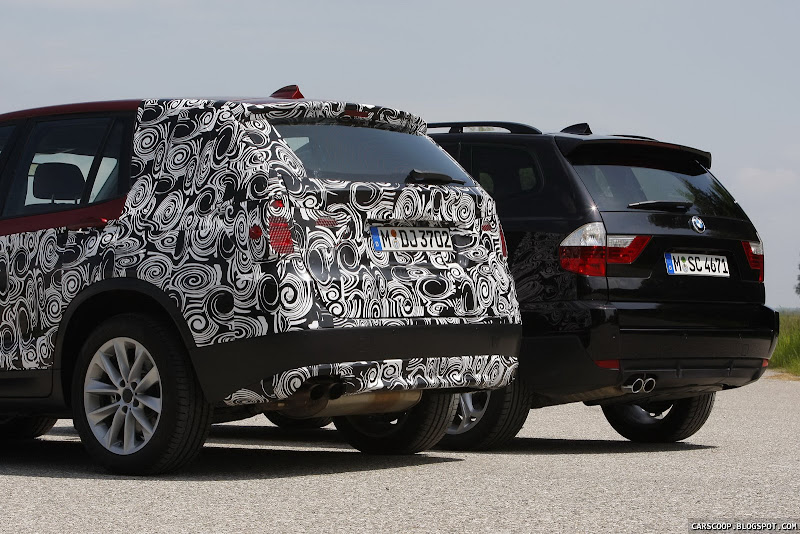 New 2011 BMW X3 SUV Photo And Review, modified car,