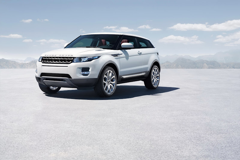 Range Rovers New Creative Design  Victoria Beckham