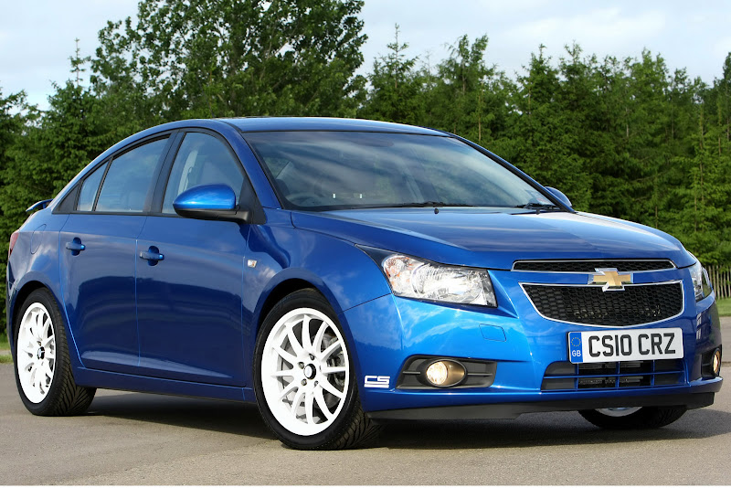 New Chevrolet Cruze CS Sport car