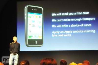 Get Free iPhone 4 Bumper