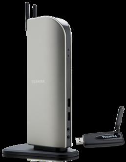 Station  Toshiba dynadock V USB Docking