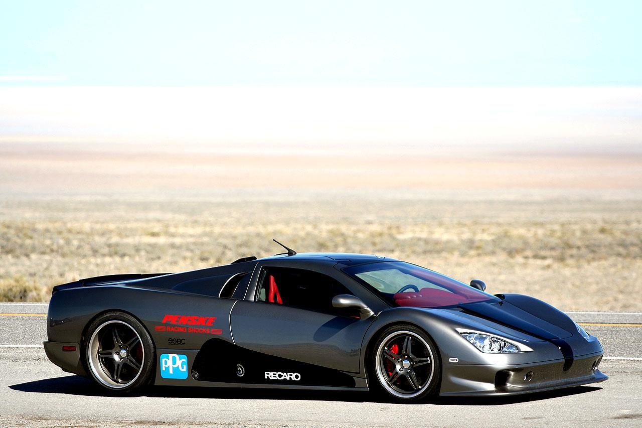 2012 SSC Ultimate Aero