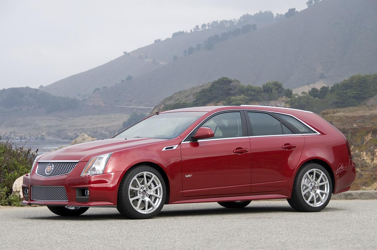 Oklahoma Blogs Cadillac Cts V Wagon