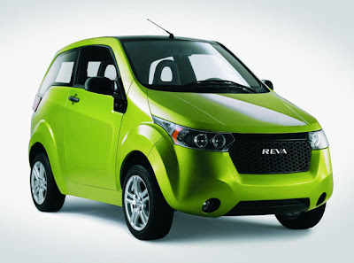 MAHINDRA REVA ELECTRIC CAR