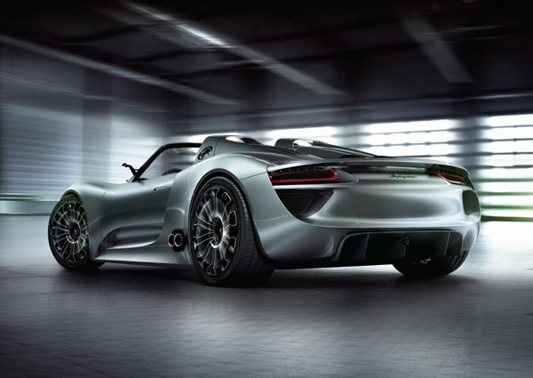 porsche 918 spyder concept most beautiful hybrid car of the year car and style. Black Bedroom Furniture Sets. Home Design Ideas